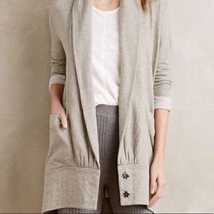 Anthropologie Pure + Good Cocoon Cardigan